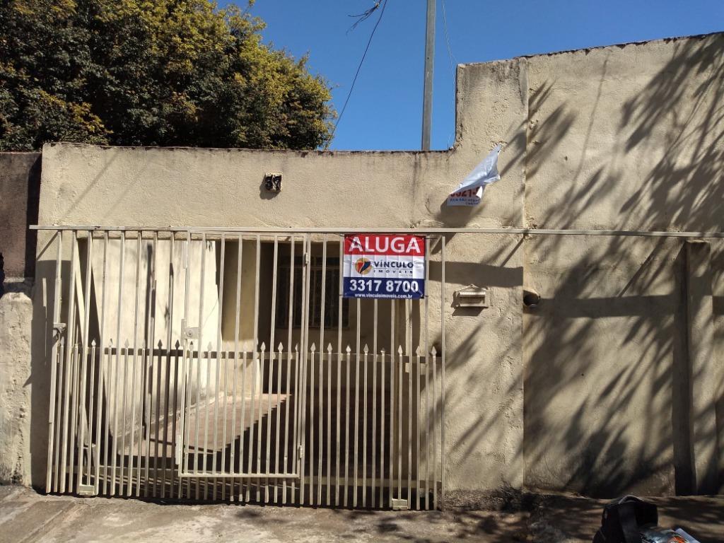 Casa residencial para locação, Boa Vista, Uberaba - CA1727.