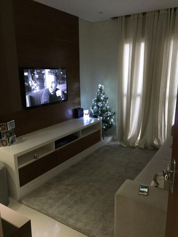 Apartamento à venda, 67 m² por R$ 320.000 - Jardim Karolyne - Votorantim/SP