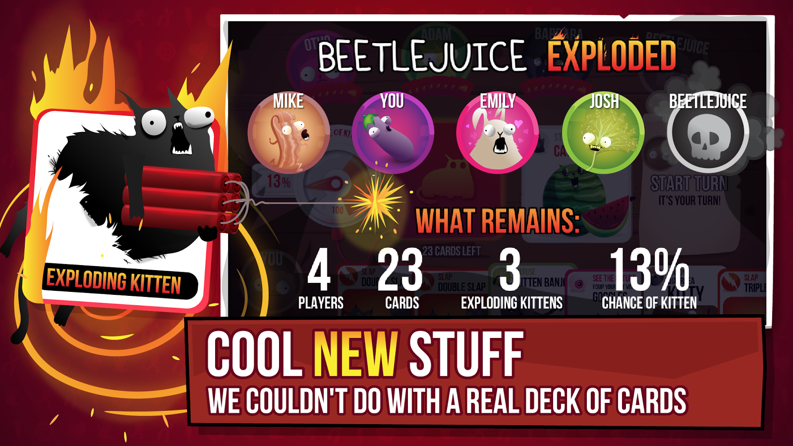 Exploding Kittens® - Official Screenshot 2
