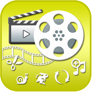Rotate Video, Flip Video, Slow motion, Fast motion Get Mp3, Add Audio,Trim& More APK Icon