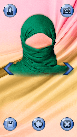 android Hijab Femme Photomontage Screenshot 1