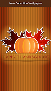 Thanksgiving Wallpapers HD - screenshot