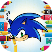 App Sonic Boom Drawing Kids Books apk for kindle fire