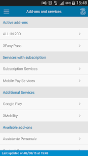Download Android App Area Clienti 3 for Samsung