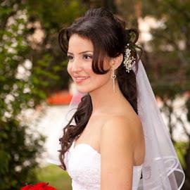 by Cristian Nicola Foto - Wedding Bride