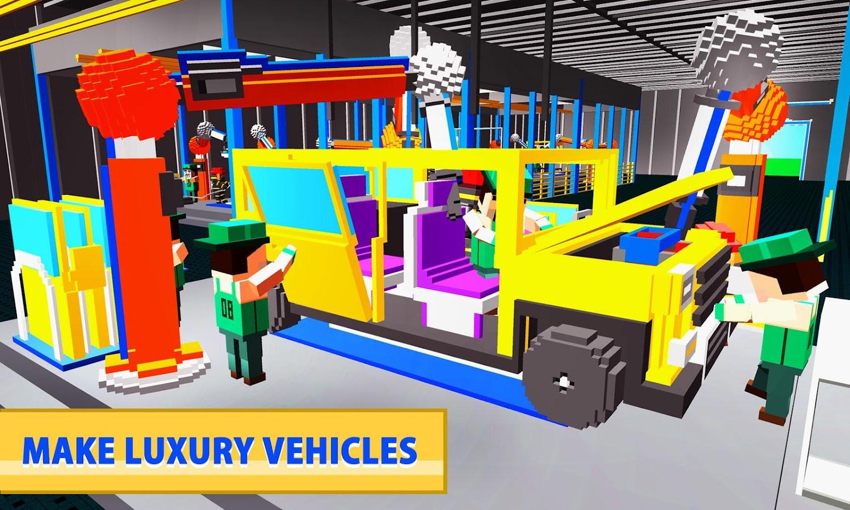 Auto-Fabrik: Werkstatt-Mechaniker-Auto-Erbauer-Spiele android spiele download