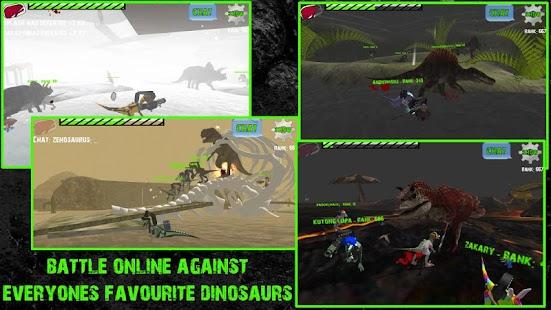 Raptors Online APK for Bluestacks