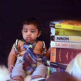 Que Sera Sera by D K - Babies & Children Babies ( baby portrait, baby, funny baby, boy )