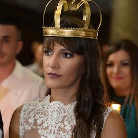 by Sasa Rajic Wedding Photography - Wedding Ceremony ( wedding dress, wedding photography, church, wedding, wedding ceremony )