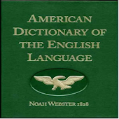 Webster 1828 Dictionary APK for Blackberry