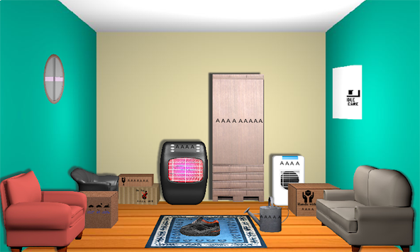 Pink Foyer Room Escape : Escape pink foyer room apk free puzzle games for