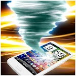 Tornado Electric Screen Prank 1.0 Apk