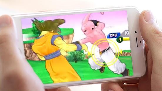 Goku War: Budokai Tenkaichi APK for Bluestacks