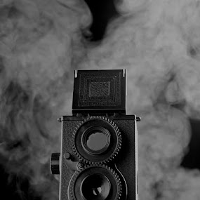 Twin Lens Reflex by Philip Wibowo - Artistic Objects Other Objects