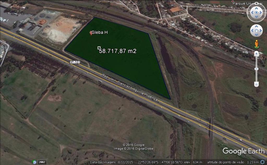 Terreno industrial à venda, Chácara Nova Boa Vista, Campinas.