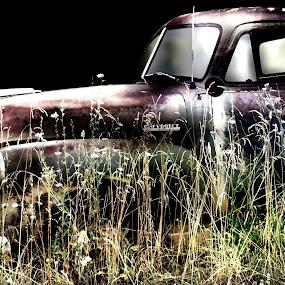 Chevrolet by Joel Mcafee - Transportation Automobiles