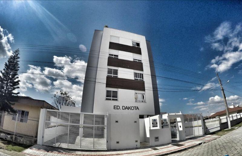 Apartamento com 2 dormitórios, semi mobiliado 69 m² - Centro - Tijucas/SC