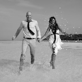 PureJoy by Andrew Morgan - Wedding Bride & Groom