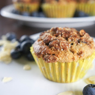Buckwheat Blueberry Muffins Recipes