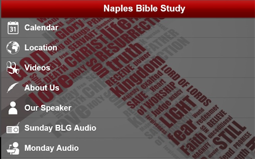 Men's Bible Study - screenshot
