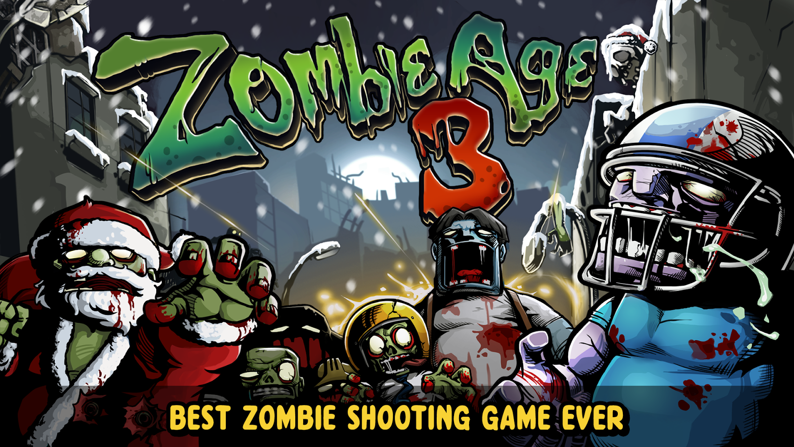 Zombie Age 3 Screenshot 7
