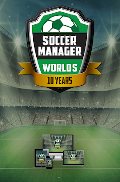Soccer Manager Worlds APK screenshot thumbnail 5