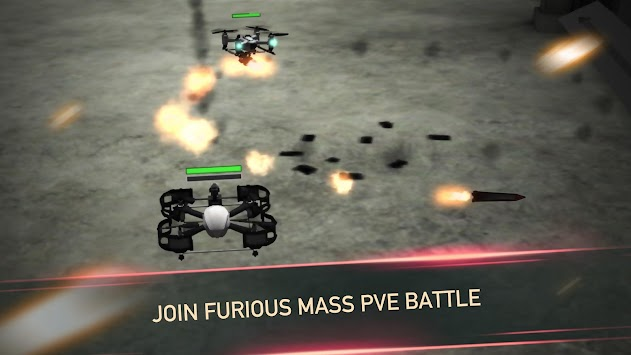 RC Drones 3D apk screenshot