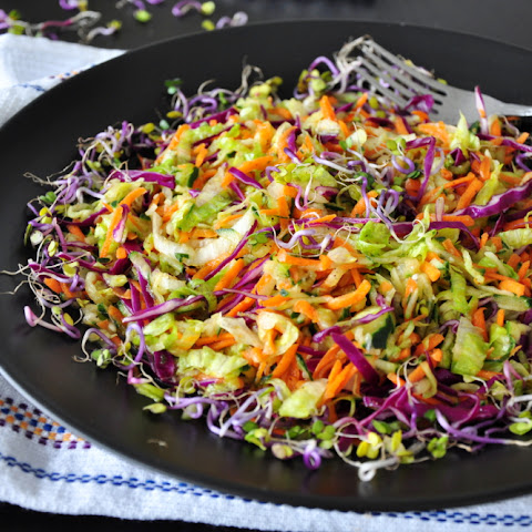 HEALTHY VEGETABLE SLAW