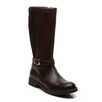 Geox Sophia Zip Boot HIGH BOOT