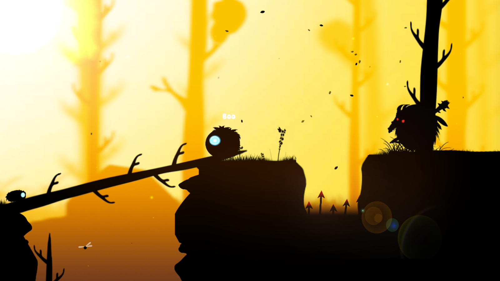 Unia: And The Burned Village Screenshot 9