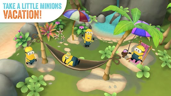 Download Android Game Minions Paradise™ for Samsung