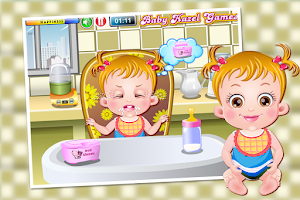 Screenshot of Baby Hazel Funtime  - OLD