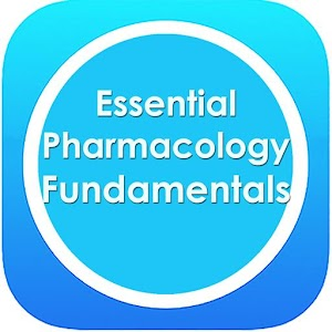 Cover art Pharmacology Fundamentals Pro