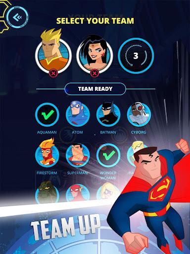 Justice League Action Run screenshot 13