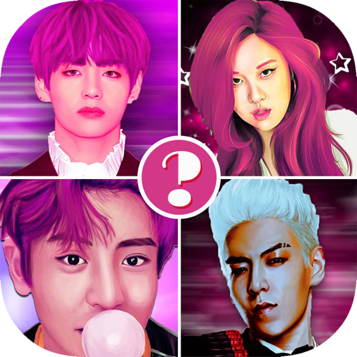 Kpop Quiz Guess The Idol (game)