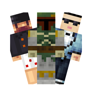 Skins for Minecraft PE For PC (Windows & MAC)