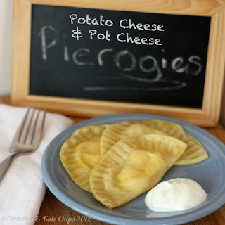 Pot Cheese & Potato Cheese Pierogies