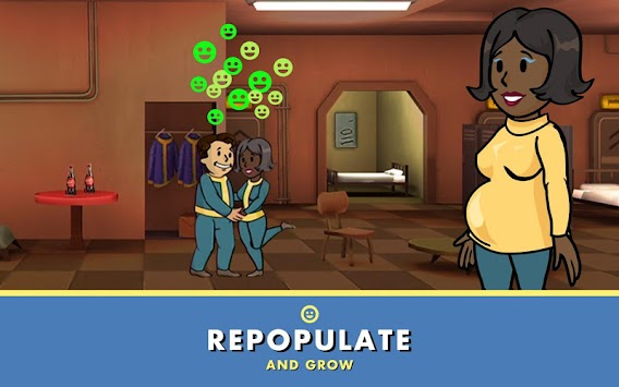 Fallout Shelter APK screenshot thumbnail 13