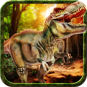 APK Game Jurassic Dinosaur: Hunter Park for BB, BlackBerry
