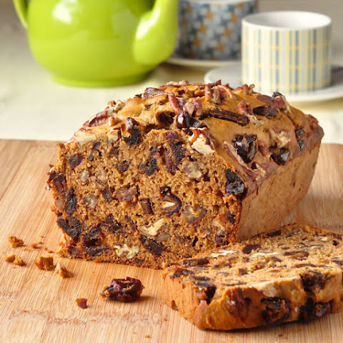 Date Nut Bread - an old fashioned favourite