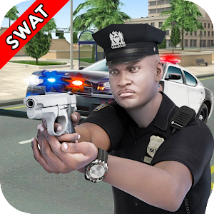 Swat Shootout Crime City Icon
