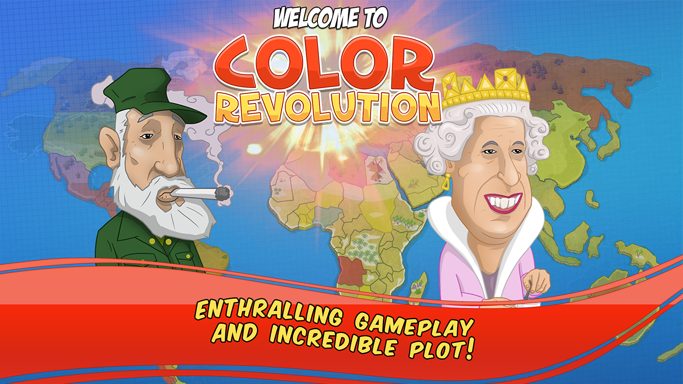 Strategy Color Revolution Screenshot 8