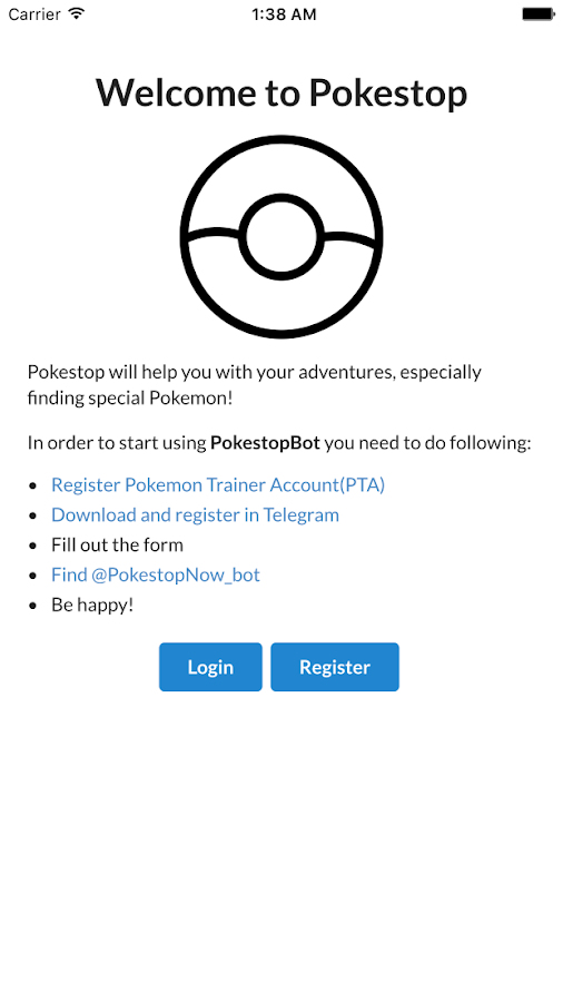 PokePortal Screenshot