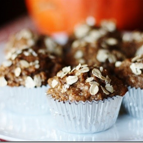 Banana, Oat, and Chia Seed Muffins (gluten free optional, soy free)