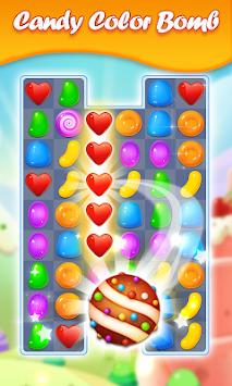 Candy Tasty - Sweety Blast Match 3 Game apk screenshot