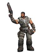 """Фигурка """"Gears of War 3: Series 2 Dom 7"""" /5шт"""