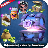 chest tracker simulator for cr Icon