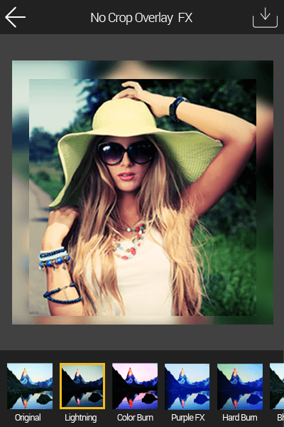 Photo Editor Pro - Effects Screenshot 4