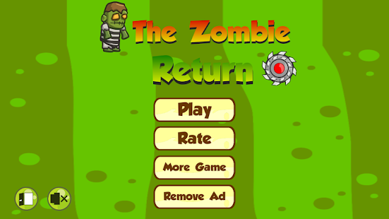 The Zombie Return - screenshot