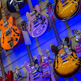 Guitars by Dave Lipchen - Artistic Objects Musical Instruments ( guitars )